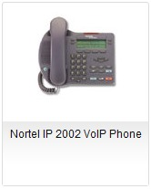 Nortel IP 2002 VoIP Phone