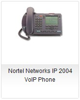 Nortel Networks IP 2004 VoIP Phone