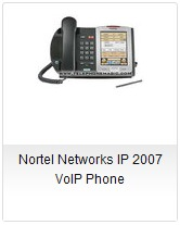 Nortel Networks IP 2007 VoIP Phone